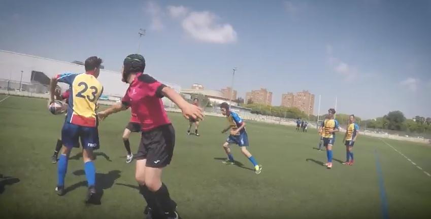 I campeonato de espa a de rugby inclusivo la voz inclusiva - Oficina sanitas murcia ...